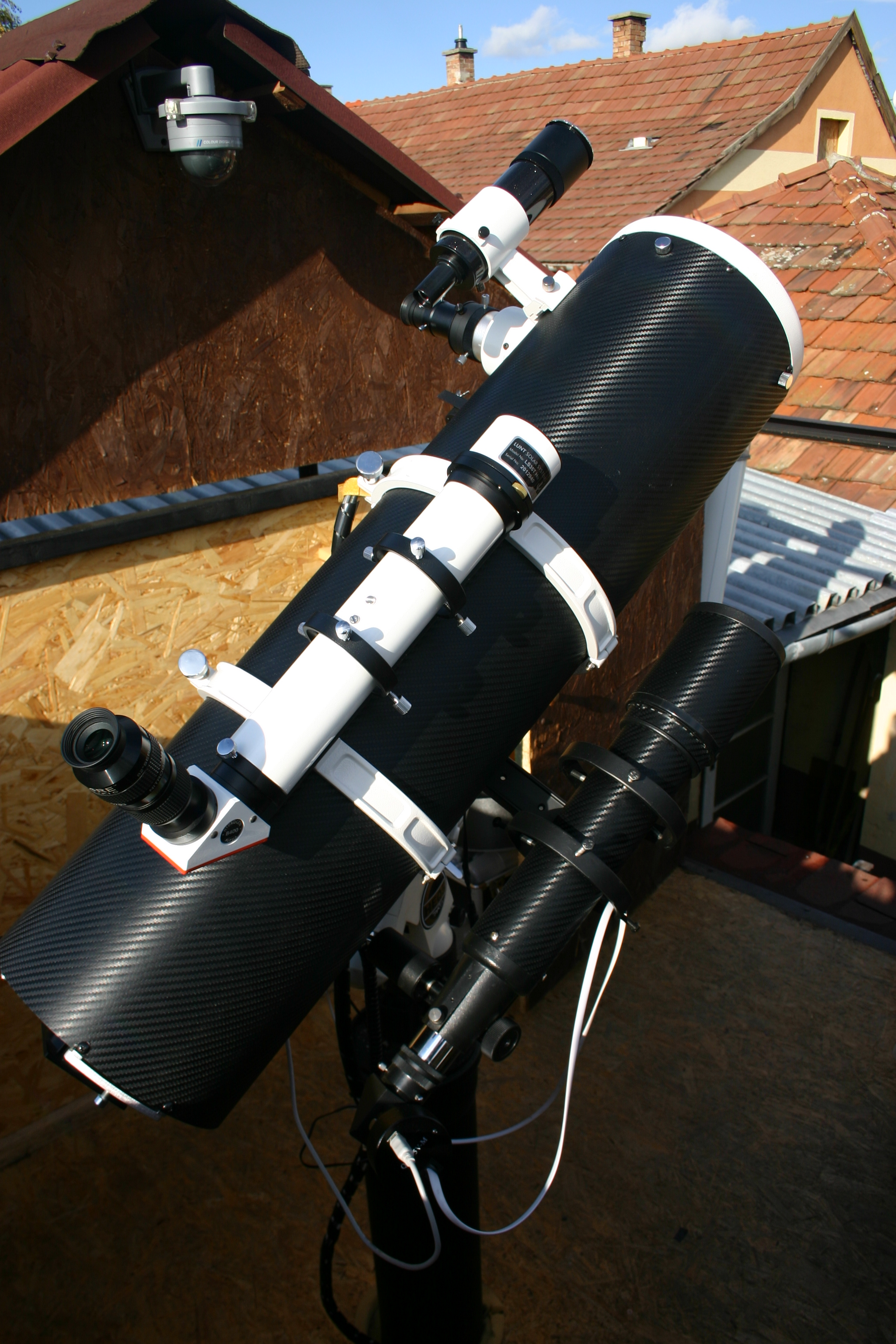 Newton 200/1000 SkyWatcher