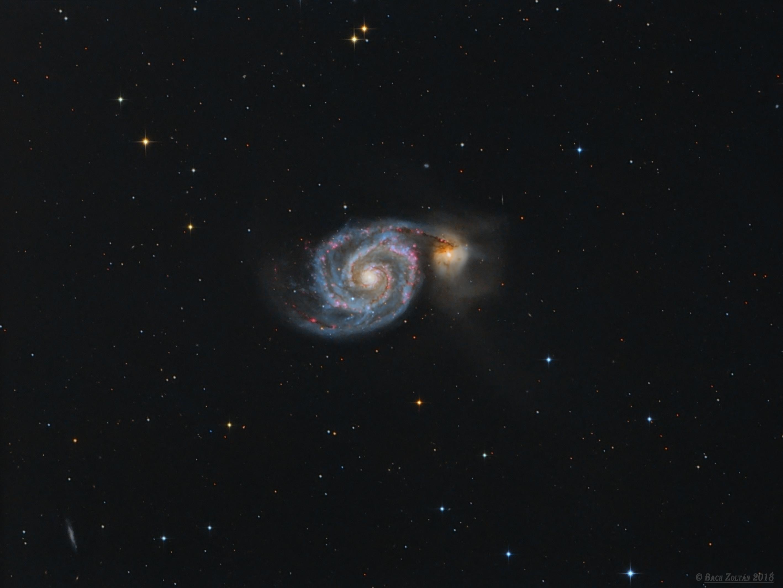Örvény galaxis