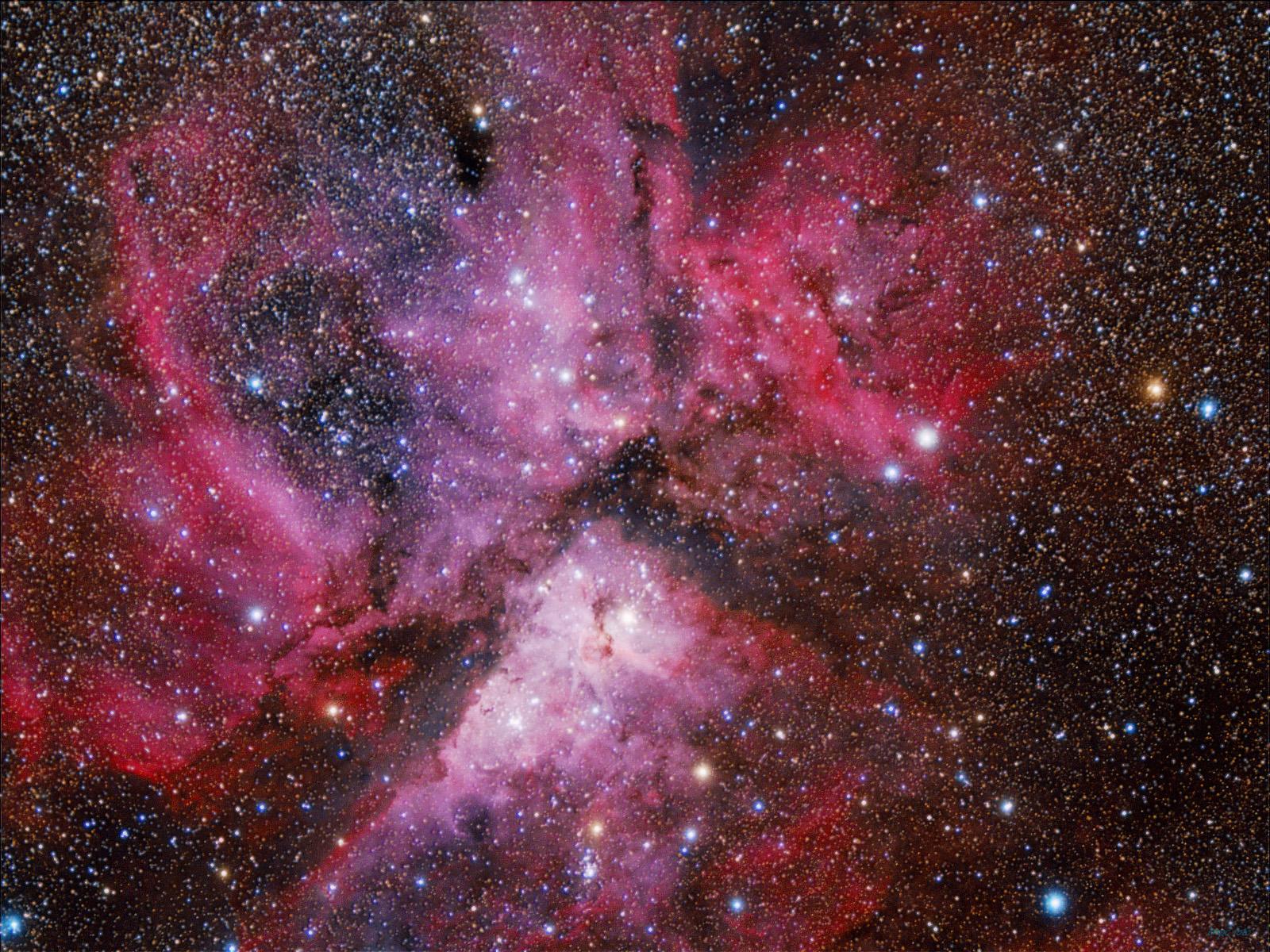 Eta Carinae-köd