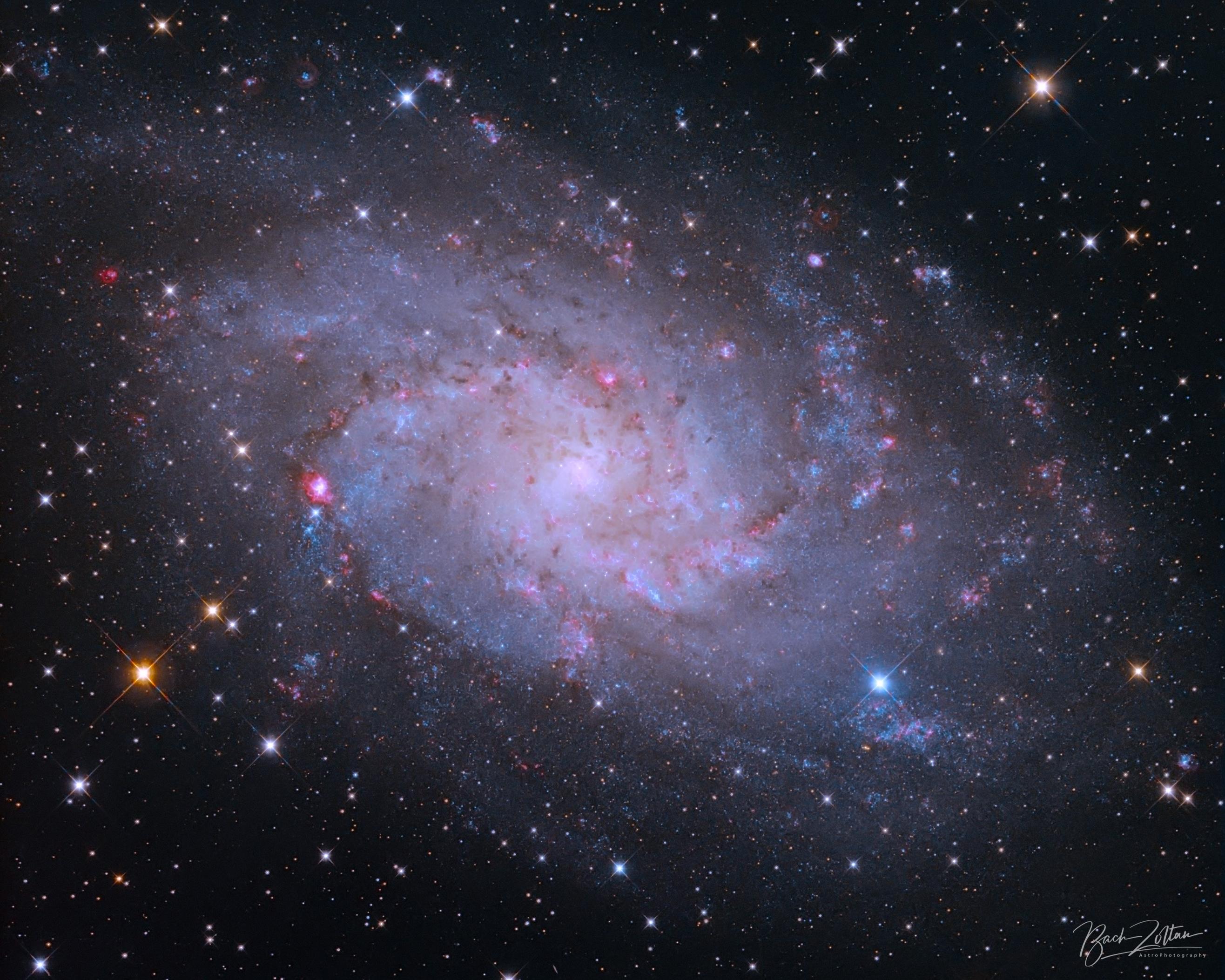 Triangulum-Galaxis