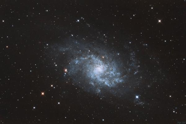 Triangulum galaxis
