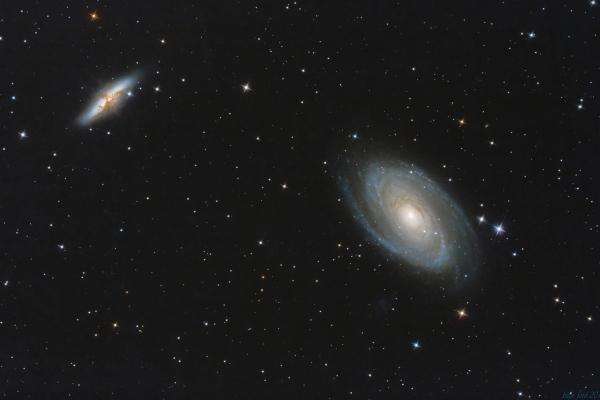Bode galaxy