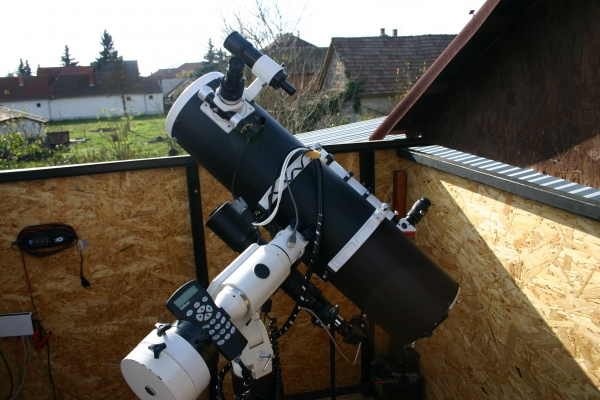 SkyWatcher 200/1000 Newton