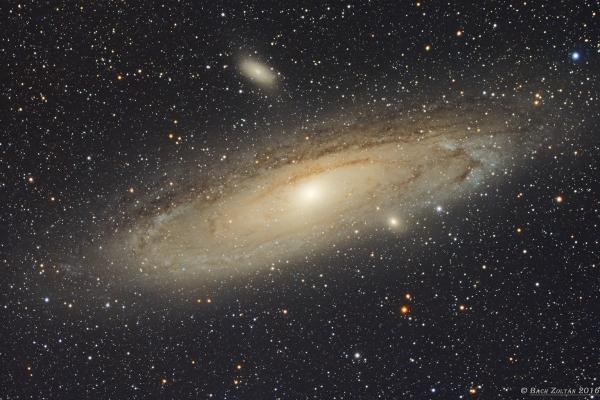 Androméda galaxis